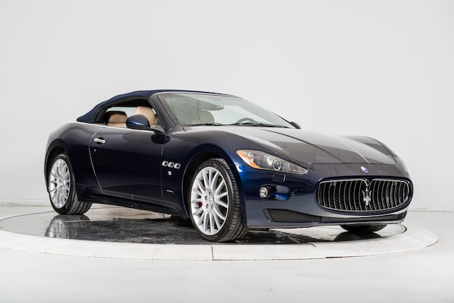 used 2010 maserati gt convertible for sale | plainview near long