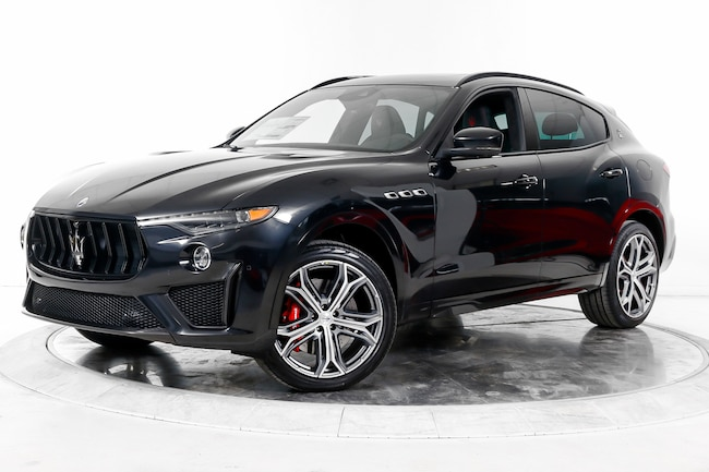 2019 MASERATI LEVANTE TROFEO Sport Utility for sale in Plainview, NY at Ferrari of Long Island