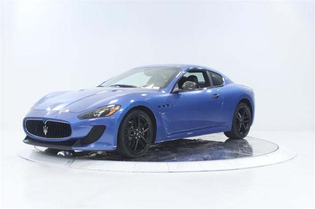 2013 MASERATI GT MC Coupe