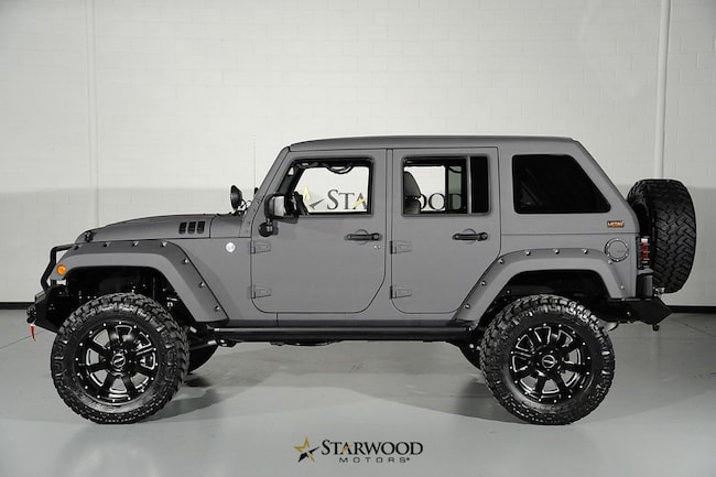 used 2015 jeep wrangler unlimited starwood custom for sale plainview near long island ny. Black Bedroom Furniture Sets. Home Design Ideas