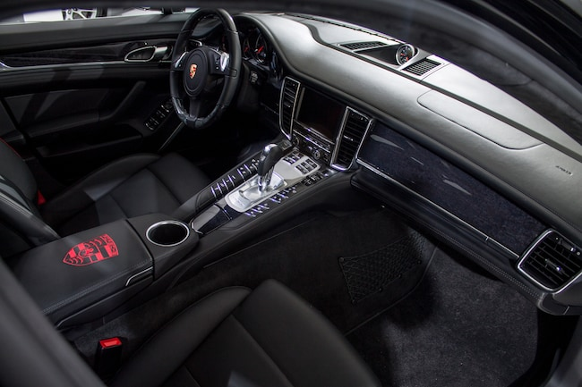 2014 porsche panamera turbo executive hatchback for sale in plainview ny at maserati of long