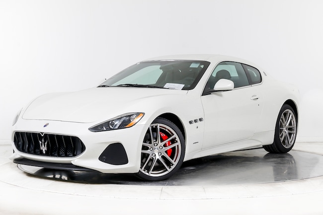 2018 MASERATI GT SPORT Coupe for sale in Great Neck, NY at Gold Coast Maserati