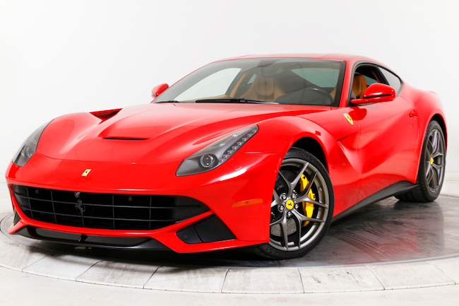 2015 FERRARI F12 BERLINETTA Coupe for sale in Plainview, NY at Maserati of Long Island