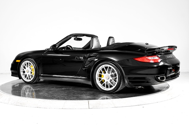 2013 porsche 911 turbo s cabriolet convertible for sale in plainview ny at maserati of