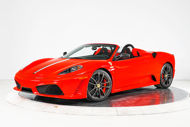 2009 FERRARI F430 SCUDERIA SPIDER 16M Convertible for sale in Fort Lauderdale, FL at Ferrari of Fort Lauderdale
