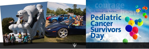 Annual Les Nelkin Pediatric Cancer Survivors Day