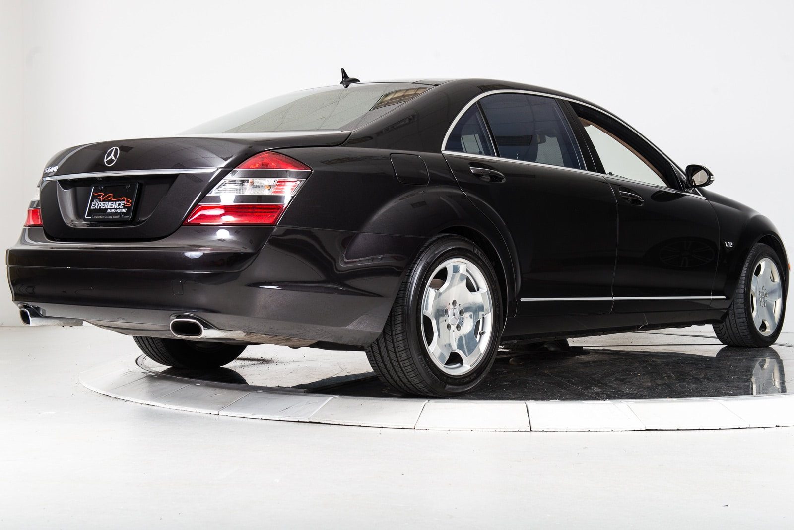 used 2007 mercedes benz s600 for sale fort lauderdale fl. Black Bedroom Furniture Sets. Home Design Ideas