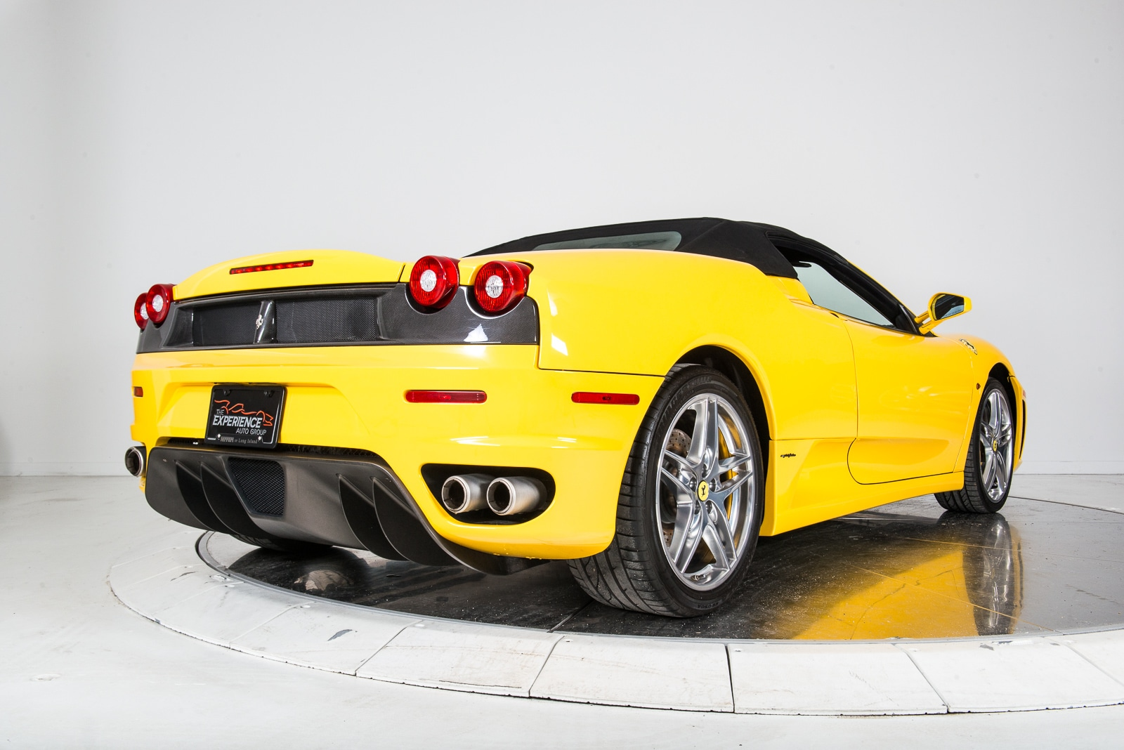 used 2007 ferrari f430 spider f1 for sale plainview near long island ny vin zffew59a070158119. Black Bedroom Furniture Sets. Home Design Ideas