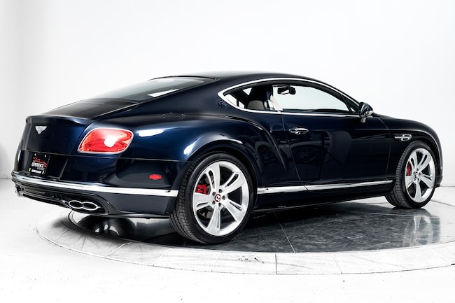 Used 2016 BENTLEY CONTINENTAL GT V8 S For Sale | Plainview near Long ...