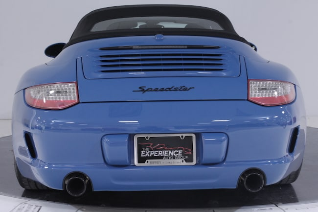 Used 2011 Porsche 911 Speedster For Sale Plainview Near Long