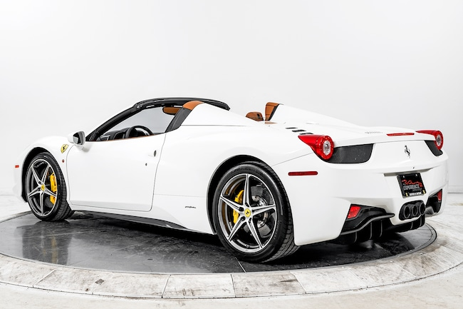 used 2014 ferrari 458 spider for sale | plainview ny near long