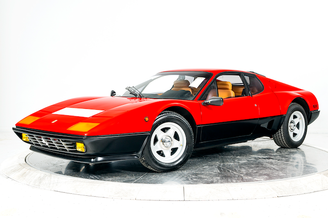 1984 FERRARI 512 BBI Coupe for sale in Fort Lauderdale, FL at Ferrari of Fort Lauderdale