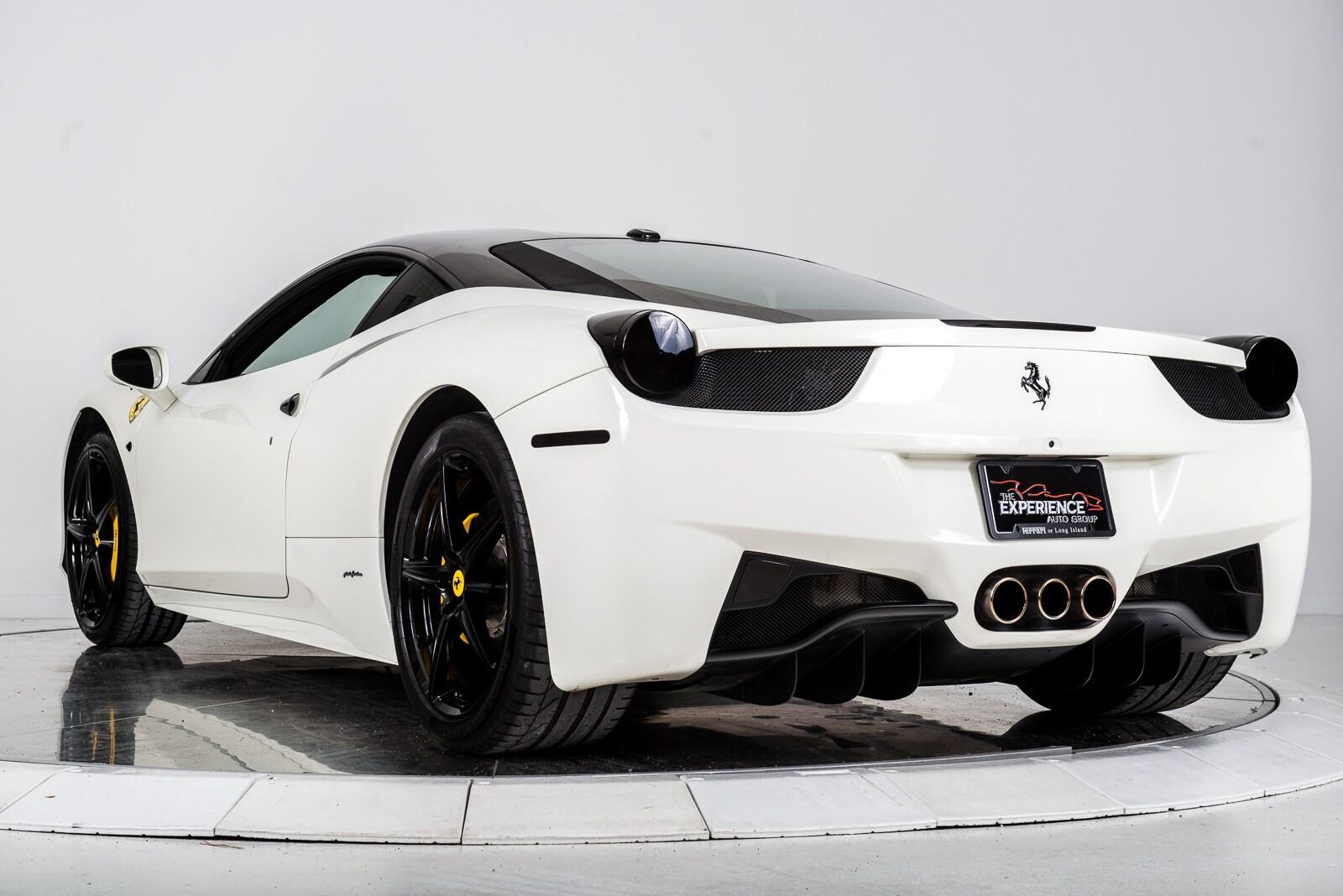 ... 2014 FERRARI 458 ITALIA Coupe For Sale In Plainview, NY At Maserati Of  Long Island ...