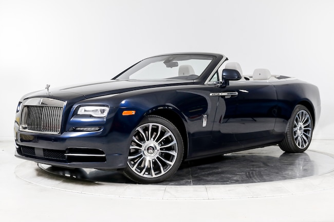 2018 ROLLS-ROYCE DAWN Convertible for sale in Plainview, NY at Ferrari of Long Island