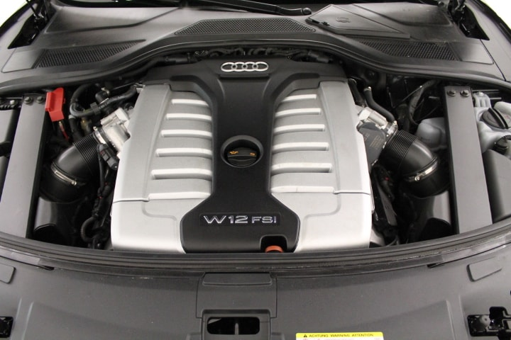 Audi a8 w12 for sale