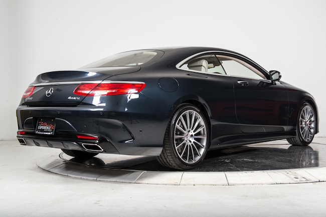 used 2015 mercedes benz s550 4matic coupe for sale plainview near long island ny vin. Black Bedroom Furniture Sets. Home Design Ideas
