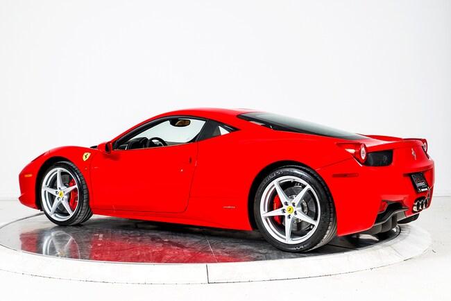 Used 2012 Ferrari 458 Italia For Sale Plainview Near Long Island