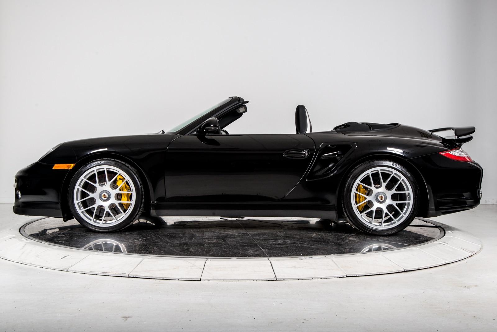 used 2012 porsche 911 turbo s cabriolet for sale fort lauderdale fl. Black Bedroom Furniture Sets. Home Design Ideas