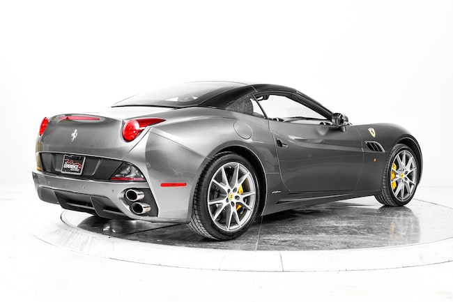 used 2012 ferrari california for sale in fort lauderdale. Black Bedroom Furniture Sets. Home Design Ideas