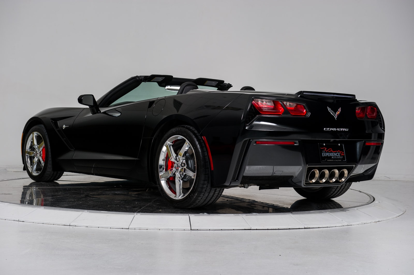 used 2014 chevrolet corvette stingray convertible 3lt for sale plainview near long island ny. Black Bedroom Furniture Sets. Home Design Ideas