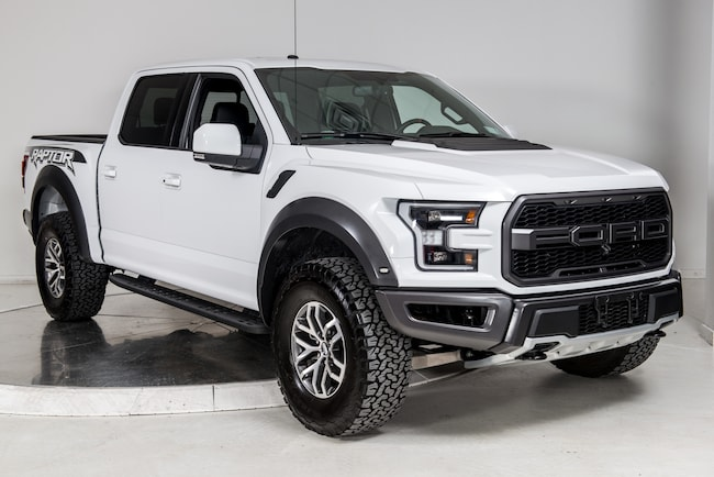 Used 2017 Ford F 150 Raptor 4x4 Supercrew For Sale