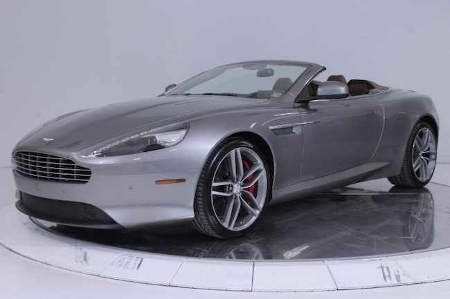 2014 ASTON MARTIN DB9 COUPE AUTOMATIC Convertible