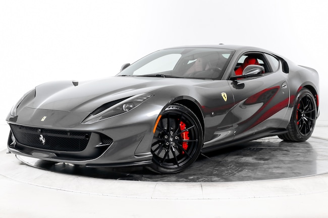 2018 FERRARI 812 SUPERFAST Coupe for sale in Plainview, NY at Maserati of Long Island