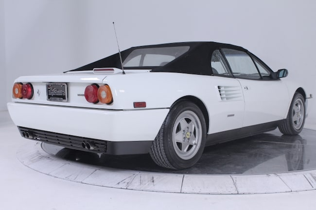 used 1989 ferrari mondial t cabriolet for sale plainview near long island ny vin. Black Bedroom Furniture Sets. Home Design Ideas