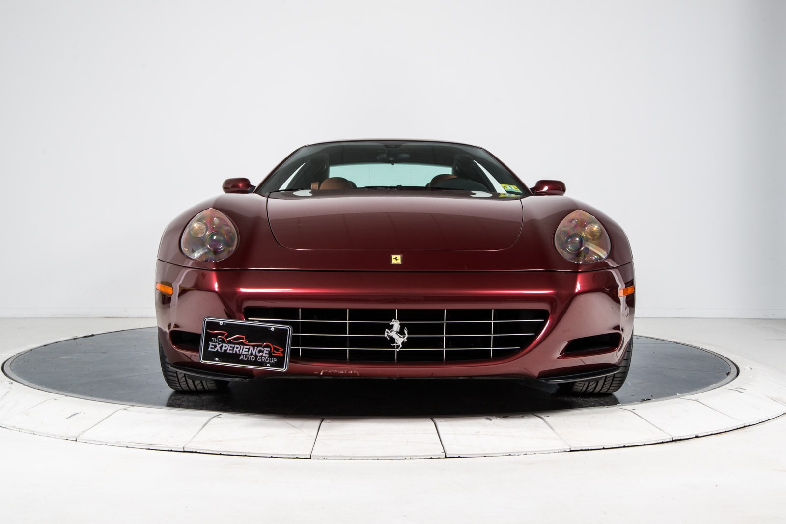 used 2005 ferrari 612 scaglietti f1 for sale fort. Black Bedroom Furniture Sets. Home Design Ideas