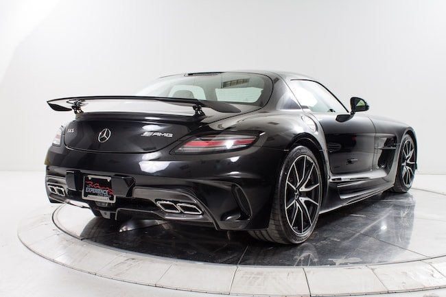 Used 2014 MERCEDESBENZ SLS AMG BLACK SERIES For Sale  Plainview