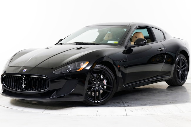 2012 MASERATI GT MC Car for sale in Fort Lauderdale, FL at Maserati of Fort Lauderdale