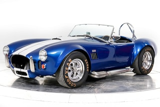 1965 SUPERFORMANCE AC COBRA Convertible in Fort Lauderdale, FL at Ferrari of Fort Lauderdale