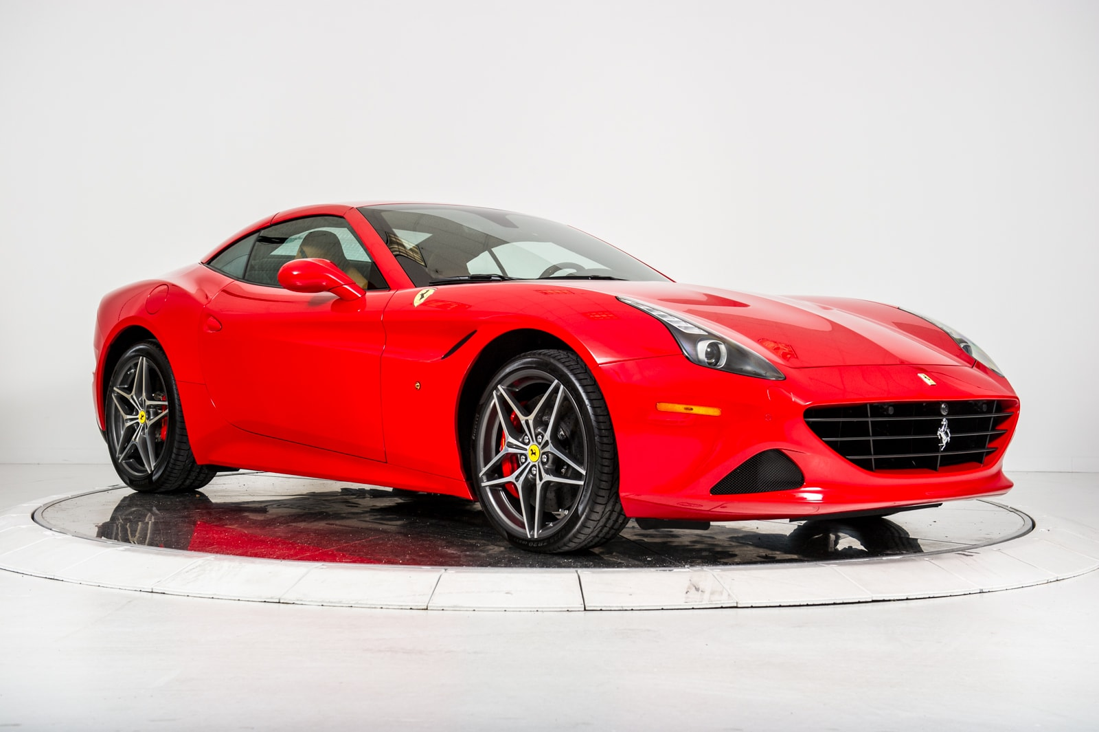 Ferrari california lease price