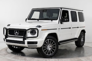 2019 MERCEDES-BENZ G550 SUV in Fort Lauderdale, FL at Ferrari of Fort Lauderdale