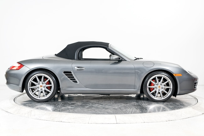 used 2007 porsche boxster s for sale plainview near long island ny vin wp0cb29807u731039. Black Bedroom Furniture Sets. Home Design Ideas