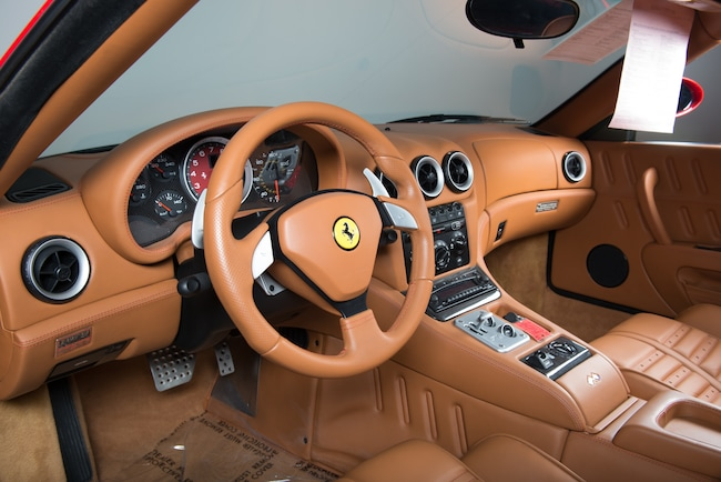 Used 2005 Ferrari 575 Superamerica For Sale Plainview Near Long