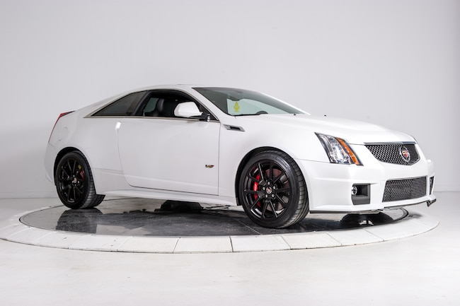 Used 2015 CADILLAC CTS-V COUPE For Sale | Plainview near Long Island