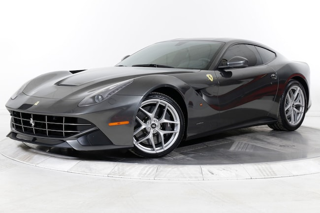 2016 FERRARI F12 BERLINETTA Coupe for sale in Plainview, NY at Ferrari of Long Island