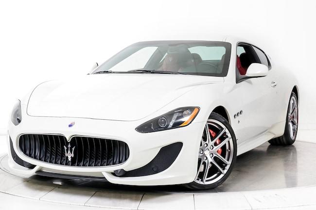 2016 MASERATI GT SPORT Car for sale in Plainview, NY at Maserati of Long Island