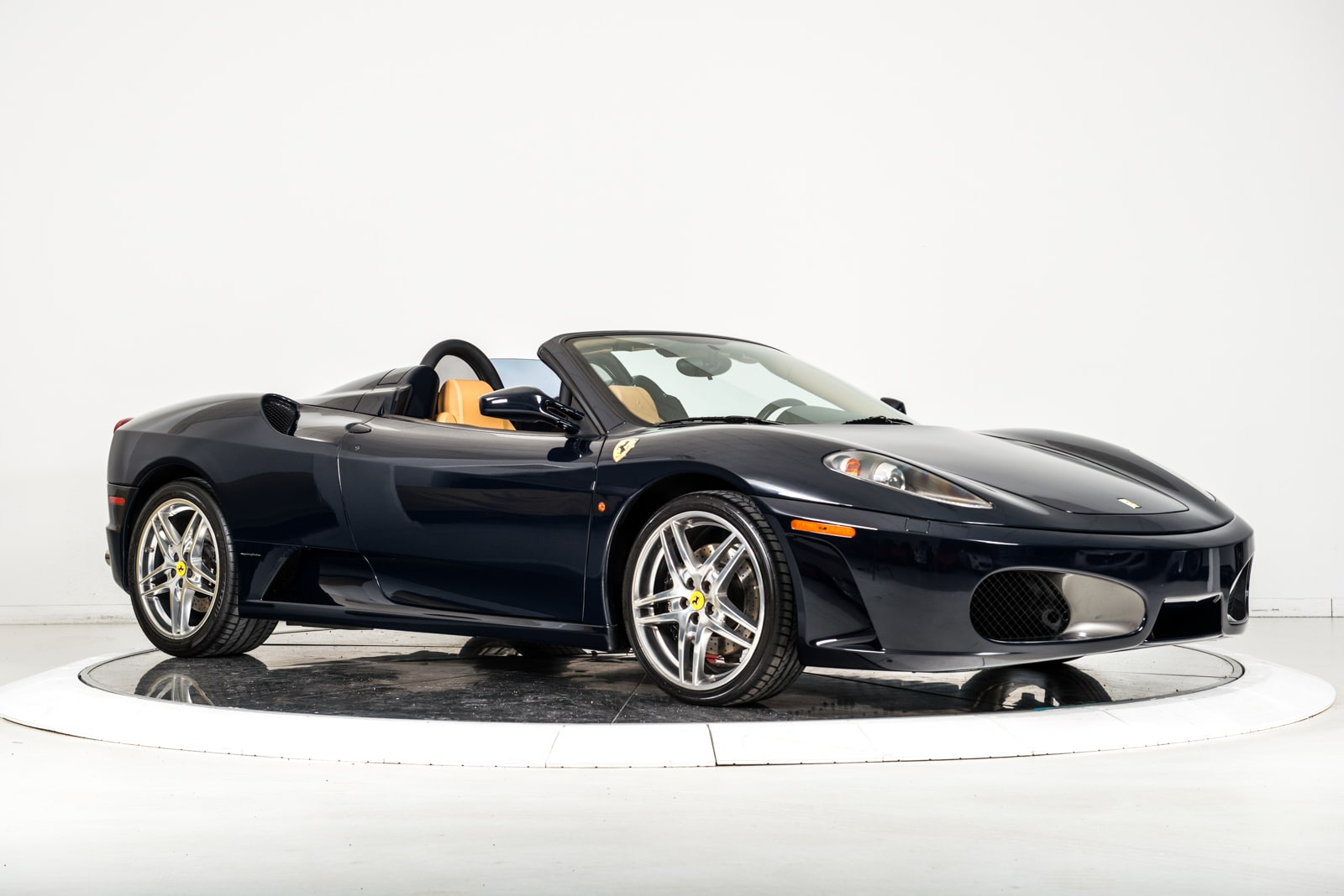 used 2005 ferrari f430 spider f1 for sale plainview near long island ny vin zffew59a650144044. Black Bedroom Furniture Sets. Home Design Ideas