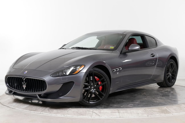2015 MASERATI GT SPORT Coupe for sale in Plainview, NY at Maserati of Long Island