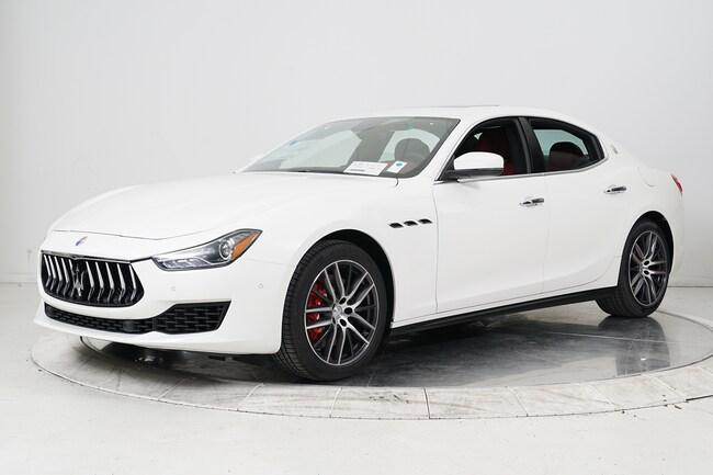 2018 MASERATI GHIBLI SQ4 S Q4 Sedan for sale in Plainview, NY at Maserati of Long Island