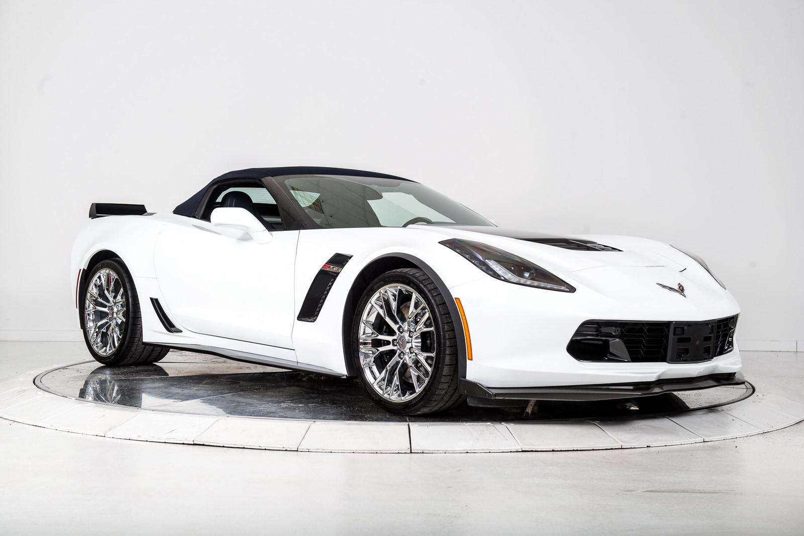 used 2016 chevrolet corvette z06 convertible for sale plainview near long island ny vin. Black Bedroom Furniture Sets. Home Design Ideas