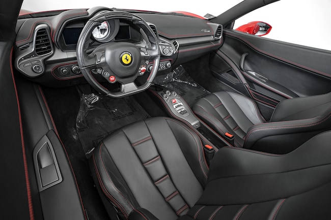 Used 2013 Ferrari 458 Spider For Sale Plainview Near Long Island