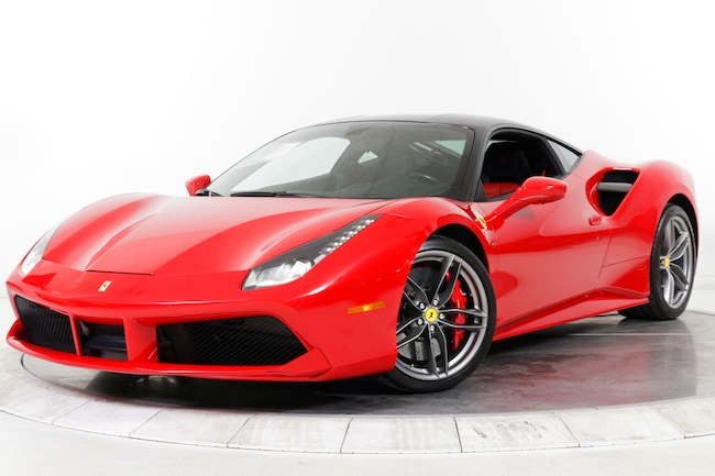 2016 FERRARI 488 GTB Coupe for sale in Plainview, NY at Maserati of Long Island