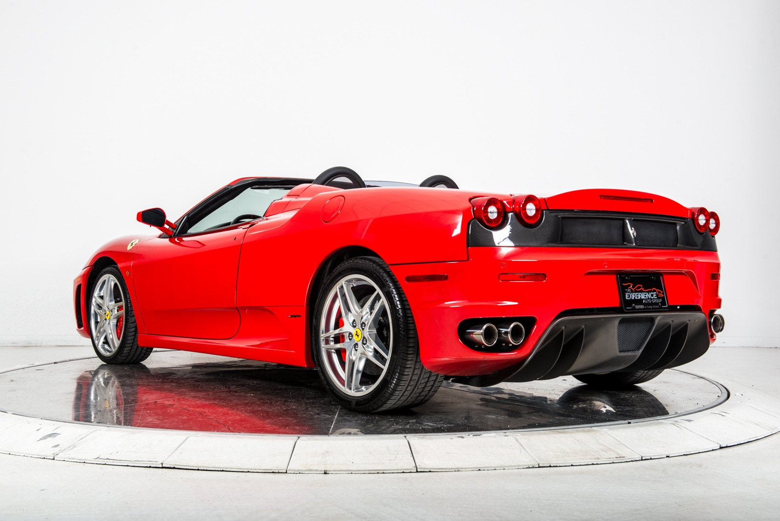 used 2008 ferrari f430 spider f1 for sale plainview near long island ny vin zffew59a080161409. Black Bedroom Furniture Sets. Home Design Ideas