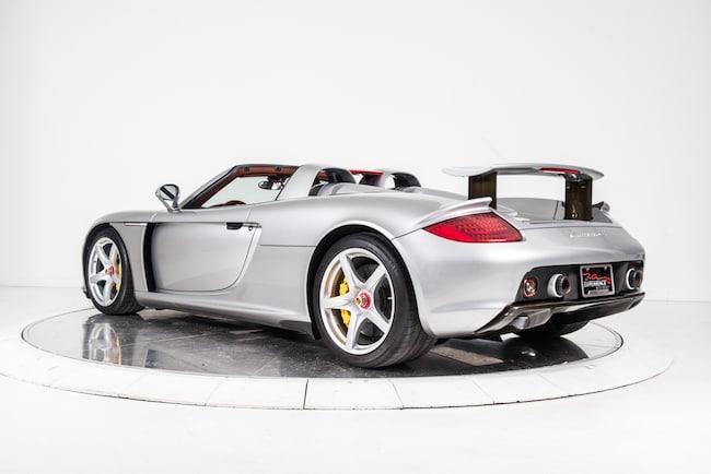 Used 2004 Porsche Carrera Gt For Sale Plainview Near Long Island