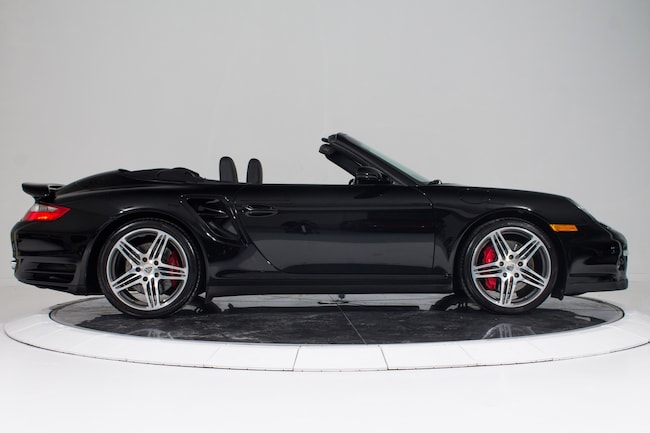 Used 2008 Porsche 911 Turbo Cabriolet For Sale Plainview Near Long