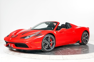2015 FERRARI 458 SPECIALE A Convertible in Plainview, NY at Ferrari of Long Island