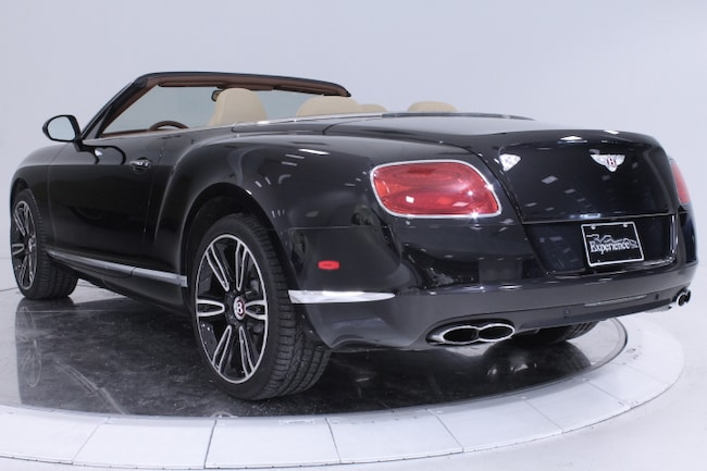 Used 2013 BENTLEY CONTINENTAL GTC V8 For Sale | Plainview near Long ...